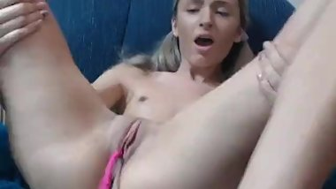 Andreea Popa as alice_1desire, cam girl (pigtails, tiny tits, skinny)