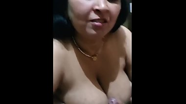 Desi bhabi suck dick & says
